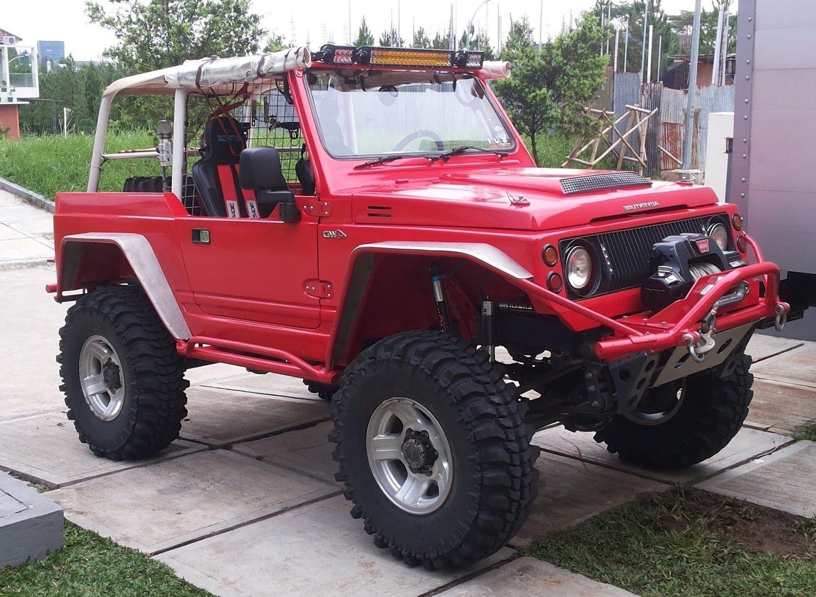Modifikasi Mobil Kijang Jadi Jeep Modifikasi Mobil Kendaraan Jeep