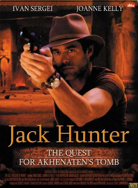 Jack Hunter And The Quest For Akhenaten S Tomb 2008 Jack Hunter Joanne Kelly Film