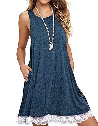af1b287a69d (ebay link) Sanifer Women Lace Long Sleeve Tunic Top Blouse #fashion # clothing