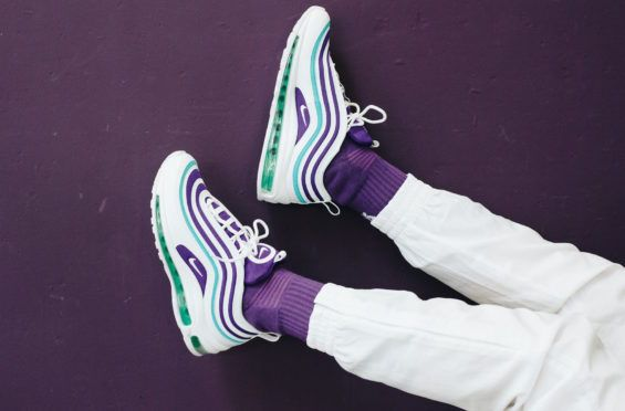 17038ad99f Nike WMNS Air Max 97 Ultra '17 SE Grape Perfect For Spring The Nike WMNS