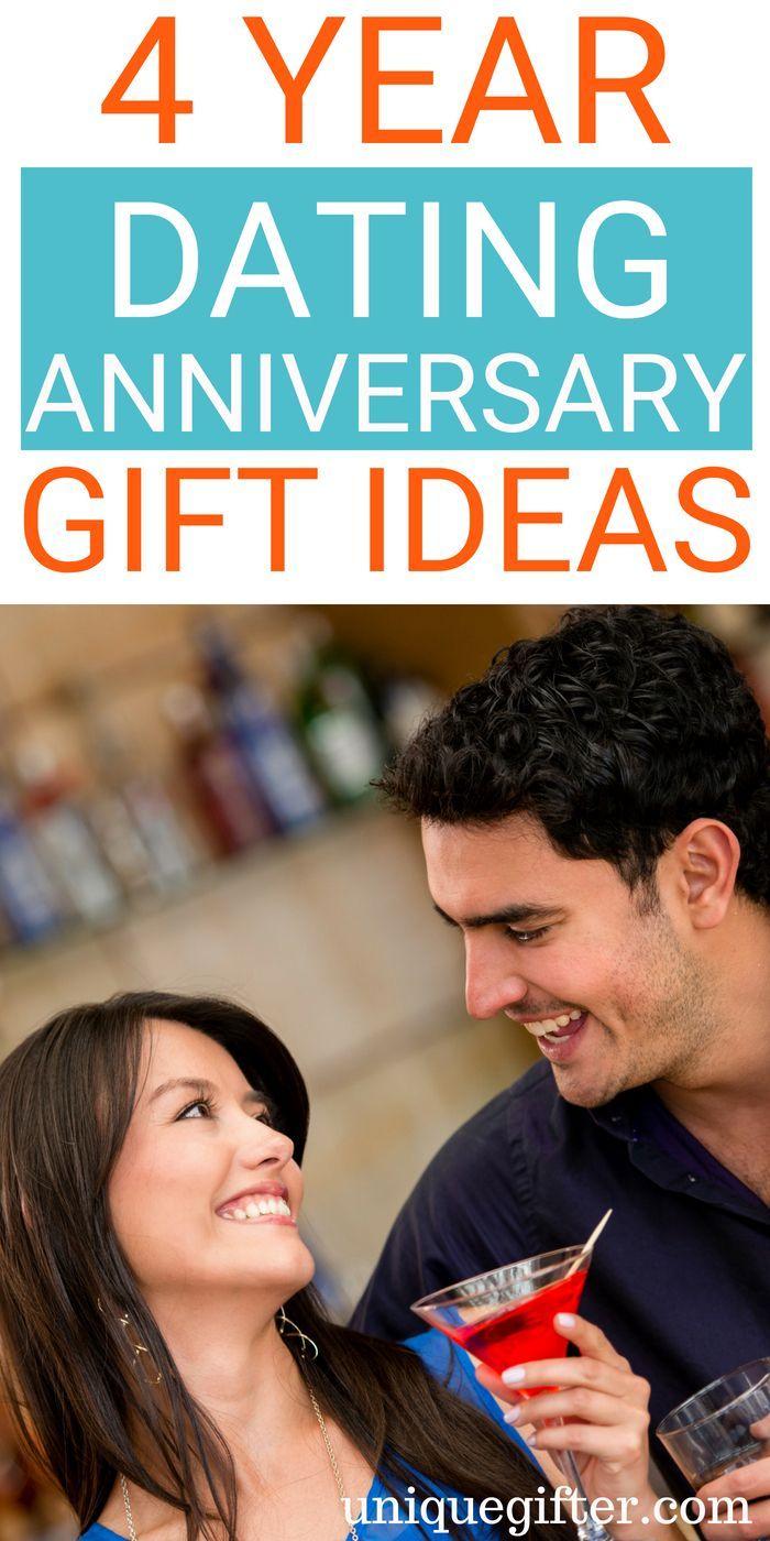 4 Year Dating Anniversary Gift Ideas   Dating anniversary ...