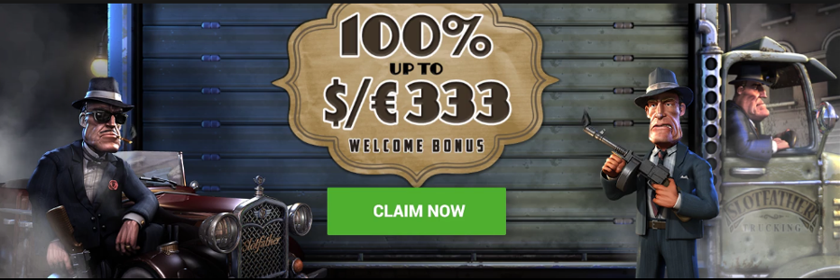Alien Casino Home Page - Welcome Bonus at www.aliencasino