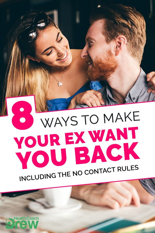 8 Ways To Make Your Ex Want You Back, Including The No