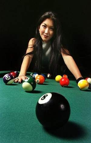 behind the 8 ball. billiards 1994d2ee6108