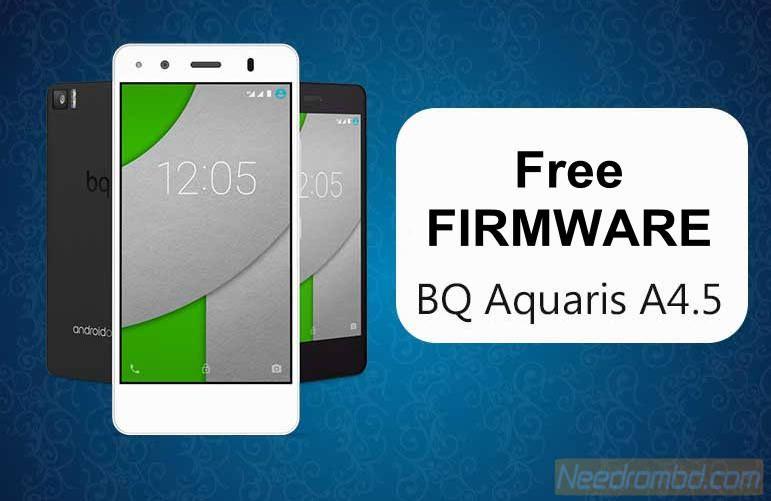BQ Aquaris A4 5 MT6735 Android Device Firmware   Smartphone
