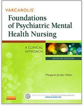Pdf Varcarolis Foundations Of Psychiatric Mental Health Nursing A