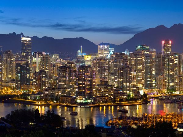 This is where we live. #Vancouver