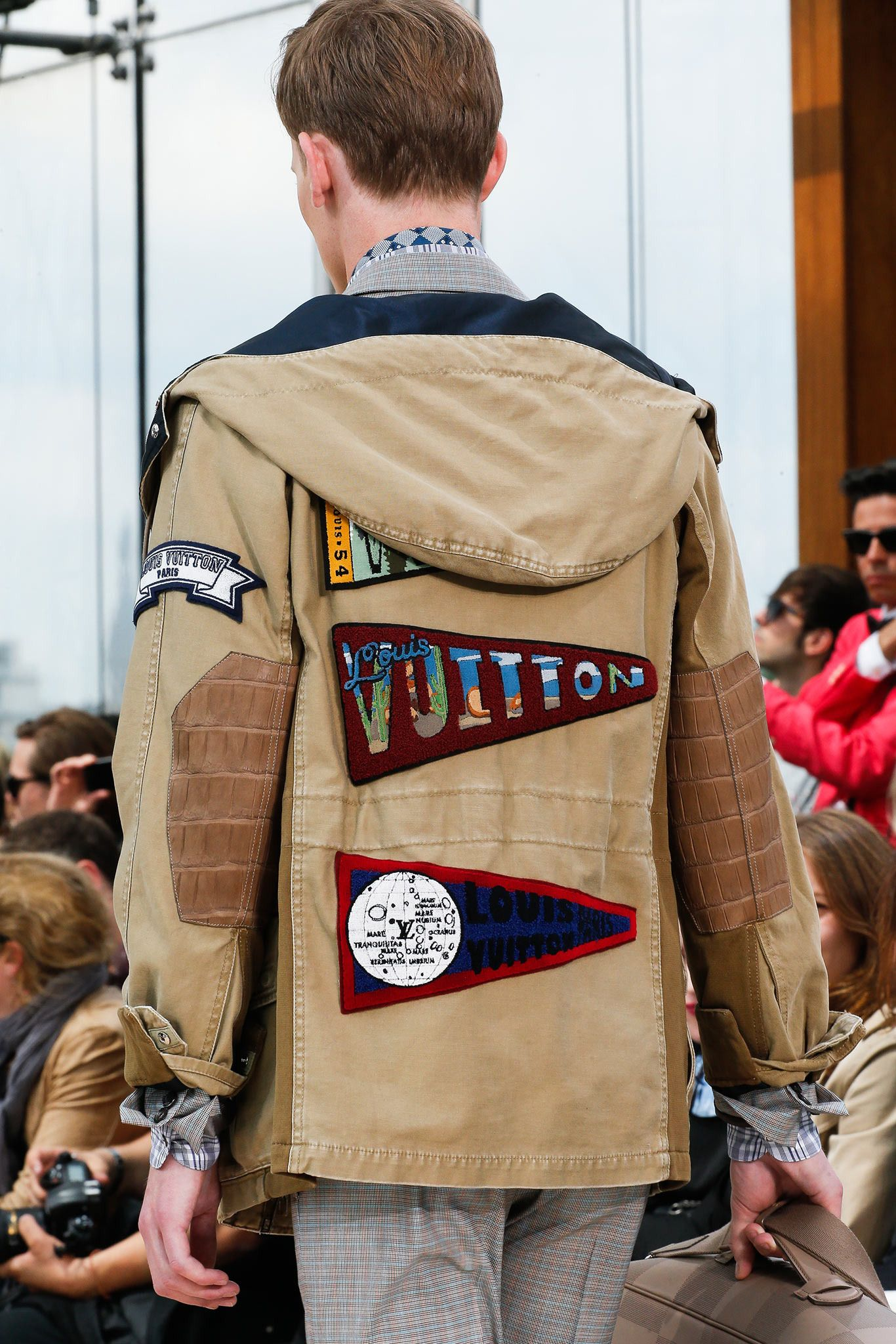 Louis Vuitton Spring 2014 Menswear
