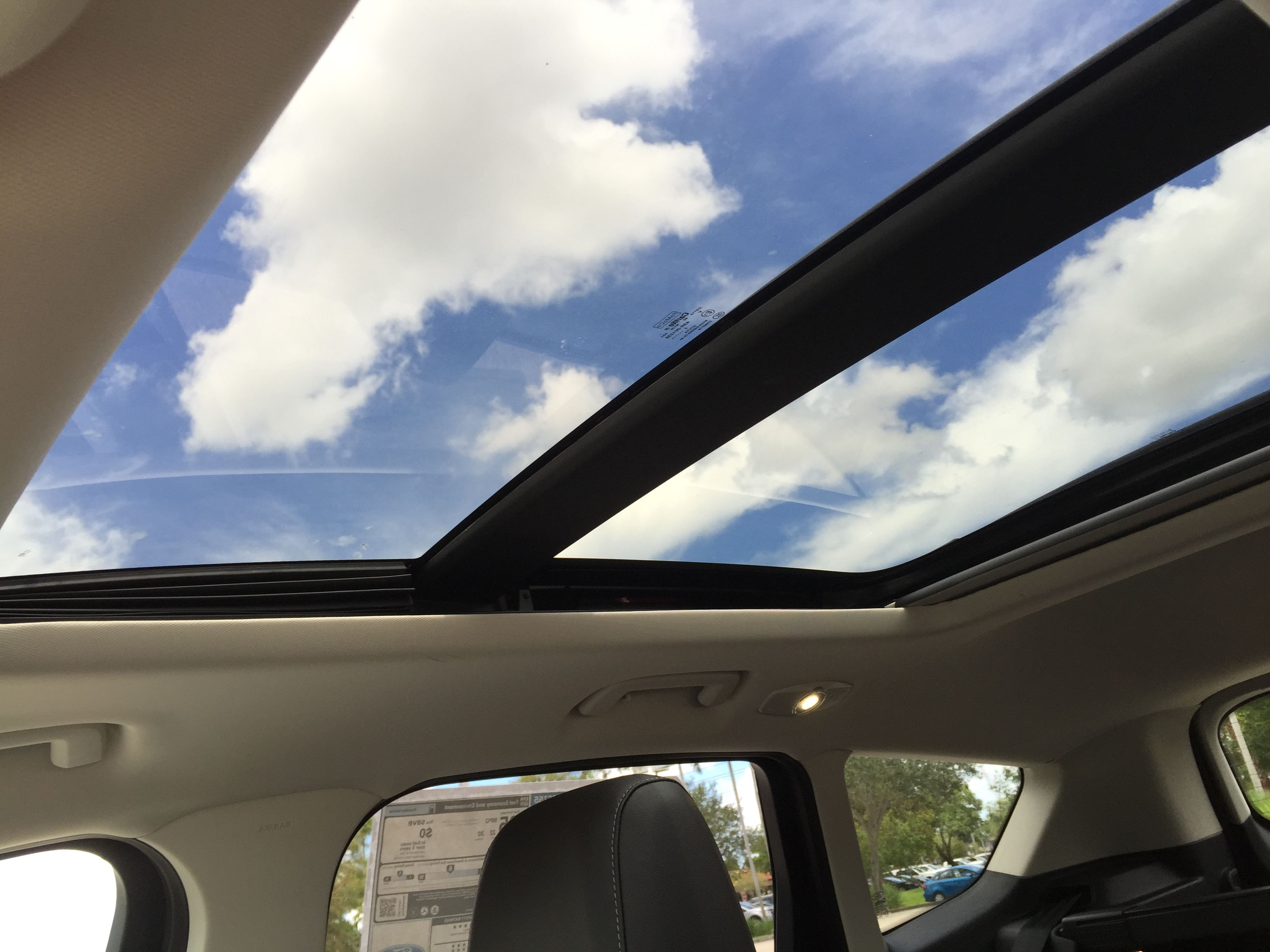 2016 Ford Escape Titanium Panoramic Sunroof 2016 Ford Escape