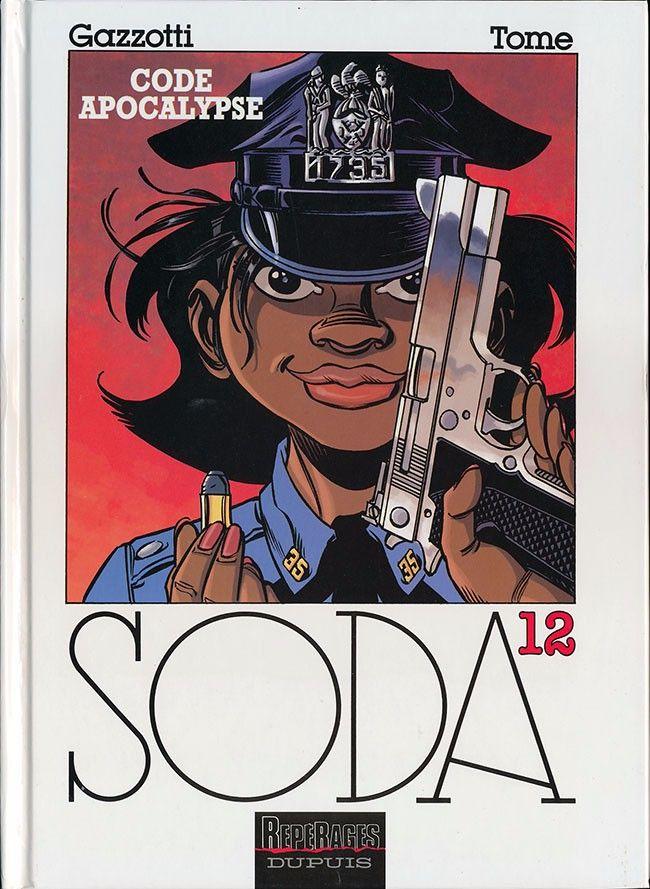 Soda -12- Code Apocalypse - 2005