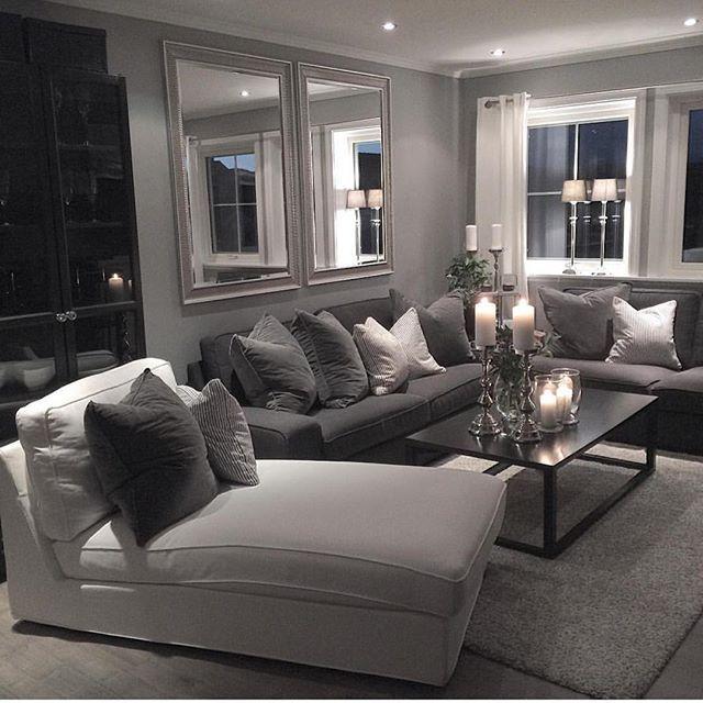 Instagram Photo By Interior Design Home Decor Jun 28 2016 At 3 10am Utc Living Room Decor Modern Living Room Decor Apartment Small Apartment Living Room