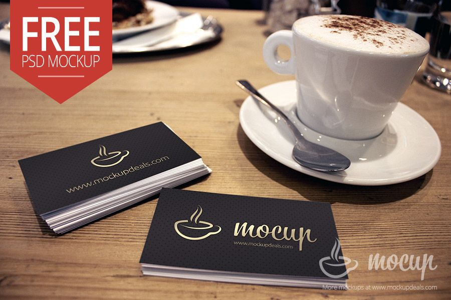 Free business card mockup mocup premium psd mockups free psd business cards wajeb Gallery