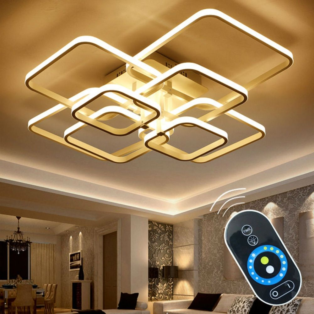 Led Ceiling Light With Remote Control And Dimmabble Price Rm323 73 Free Shipping Setlighting Vintagel Ceiling Lamp Led Ceiling Modern Led Ceiling Lights