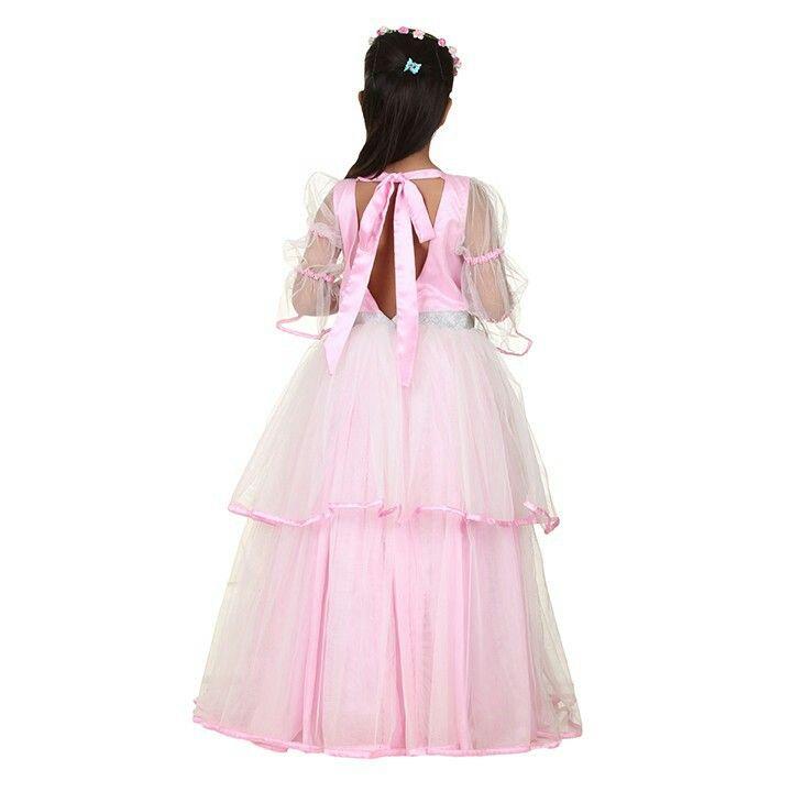 pink cinderella dress toddler