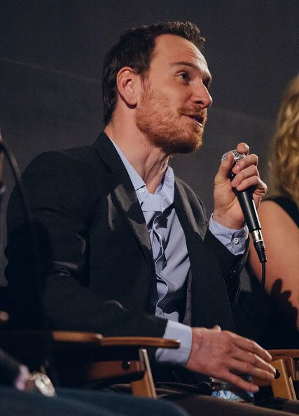 EVENT♢Actor Michael Fassbender attends SAG-AFTRA Foundation