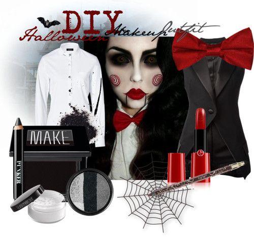 diy saw costume inspiration halloween costumes