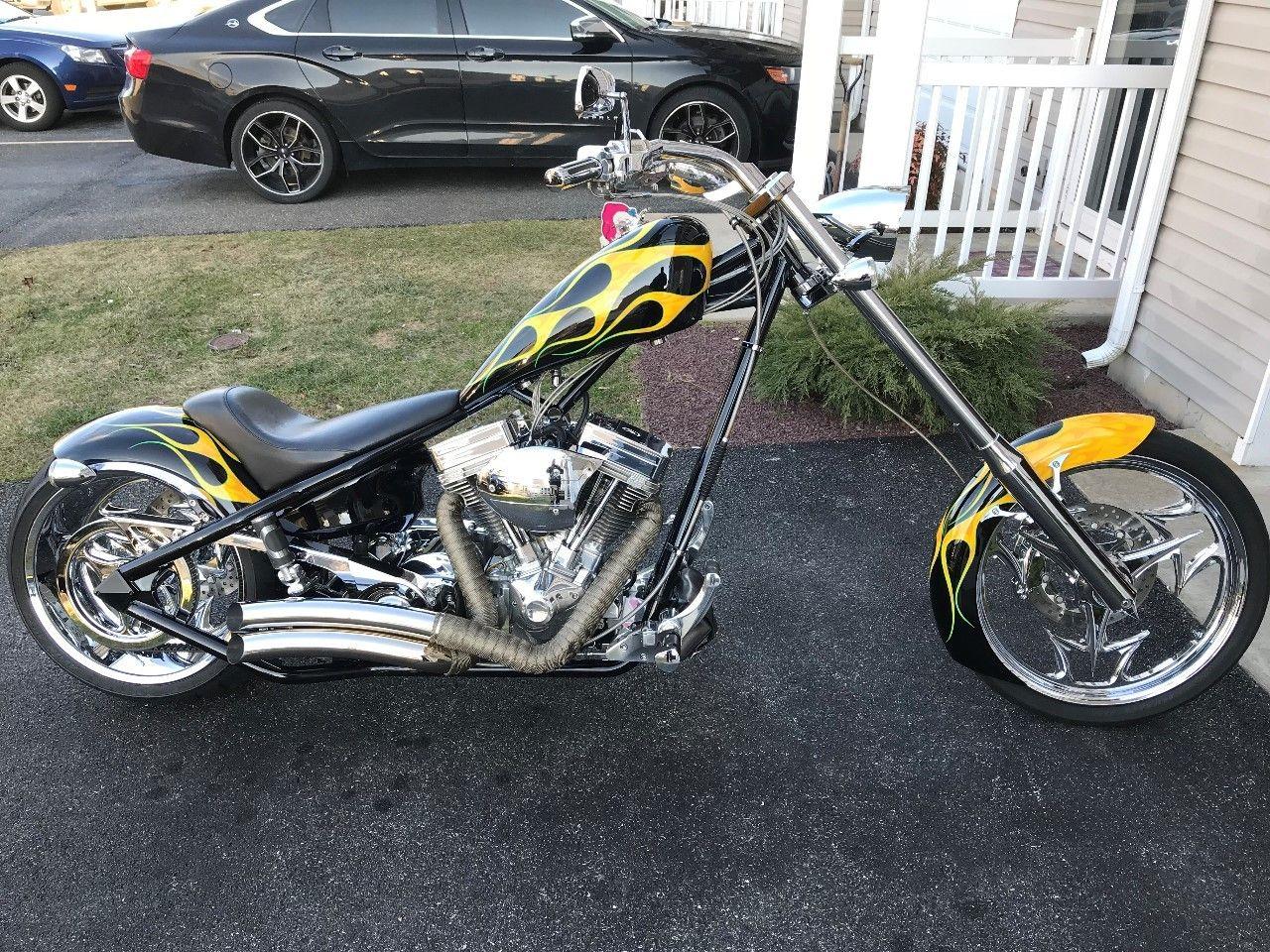 2005 Big Dog Motorcycles RIDGEBACK Big dog motorcycle