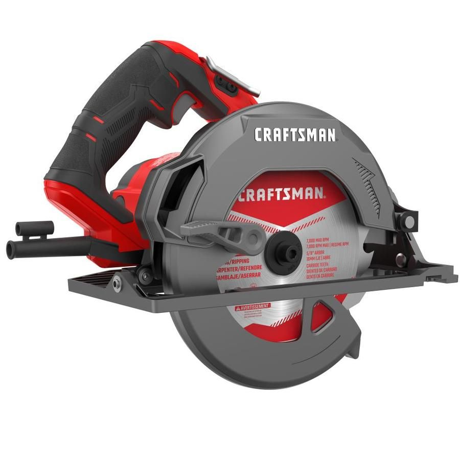 59 98 Craftsman 7 1 4 In 15 Amp Corded Circular Saw With
