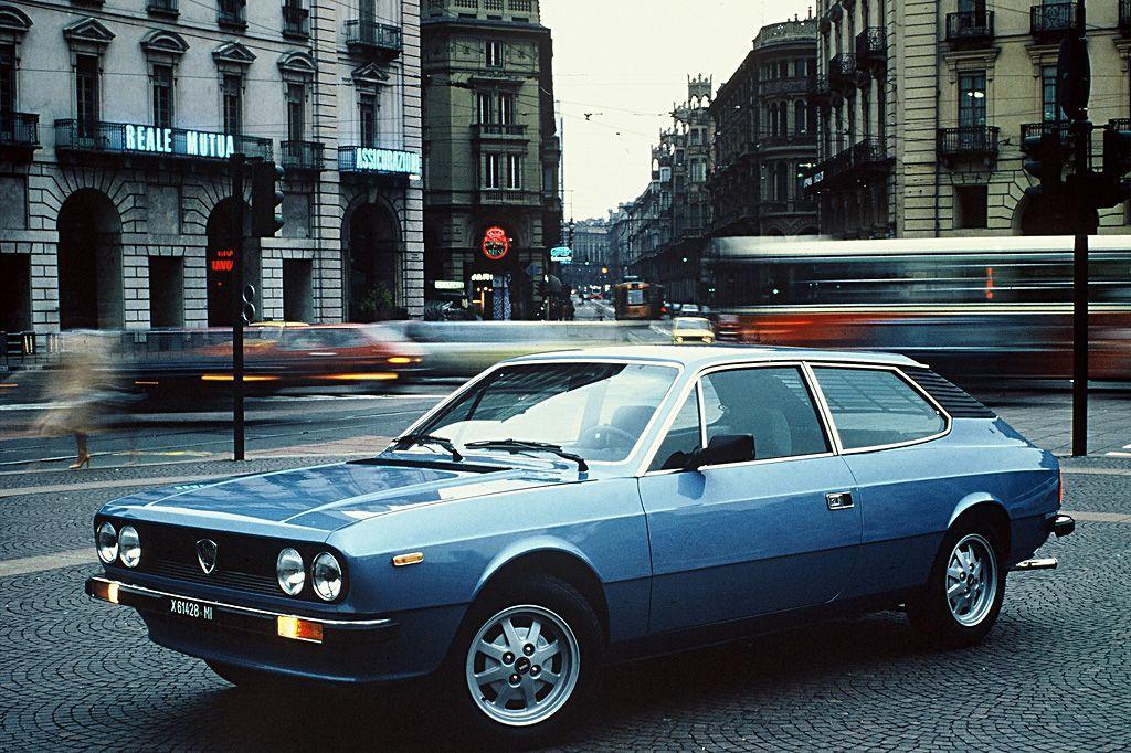 Lancia Beta HPE 1978-1981