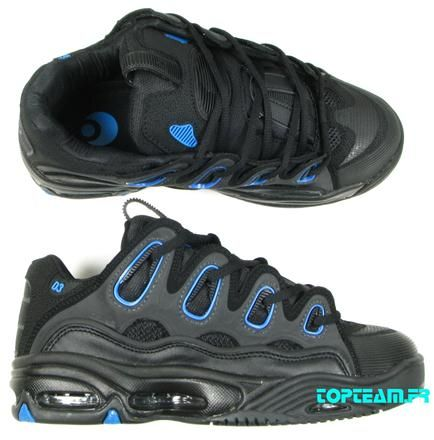 ca3ee1346d Chaussures Osiris D3 black blue 44 | shoes, etc. | Shoes, Hiking ...