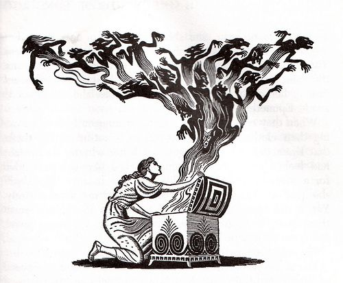 Pandora's Box' - Steele Savage | The box, Pandora and Search