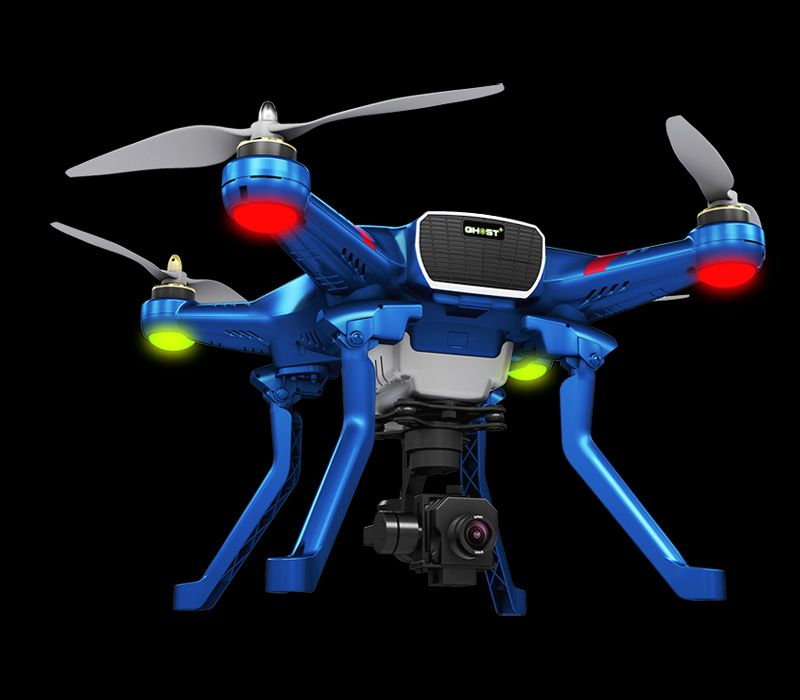 NIGHTHAWK Thermal Imaging Drone | Drone Technology | Thermal