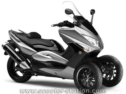 Favori Yamaha TMAX TriMax 2014 : LE Scooter 3 roues sportif | Scooter  PQ23