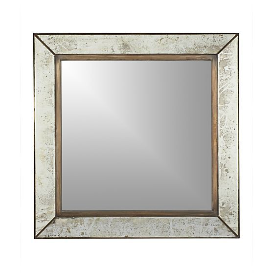 Dubois Large Square Wall Mirror Design Ideas For The House