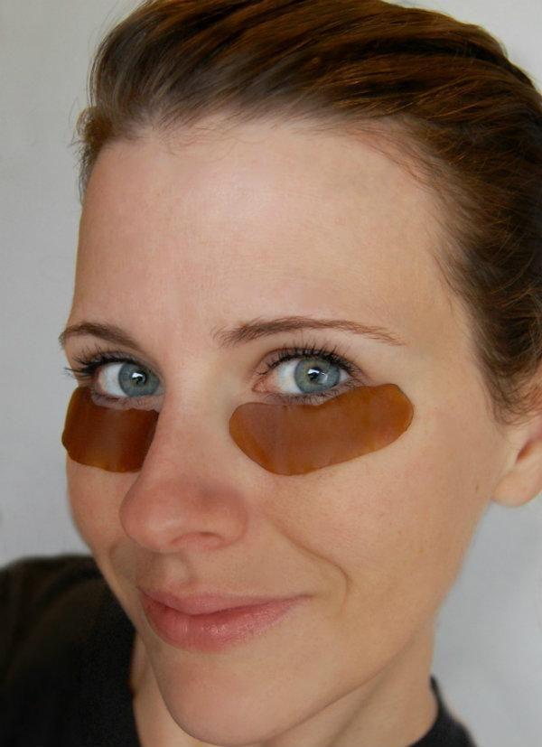 masque naturel pour les cernes des yeux
