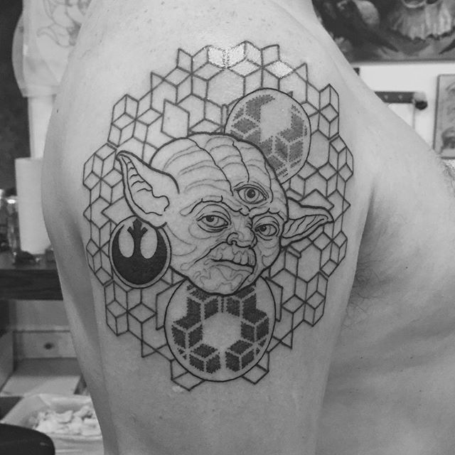 Star Wars Tattoo 32