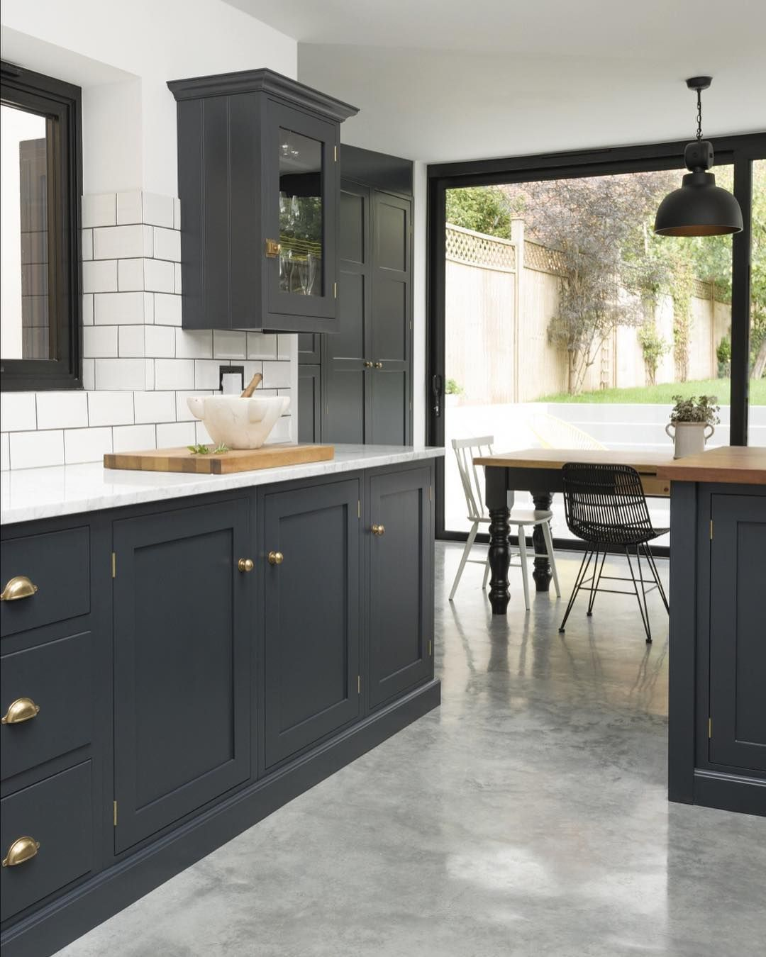 Pin by Rachel Ashmore on Kitchen Ideas in 2019 Concrete