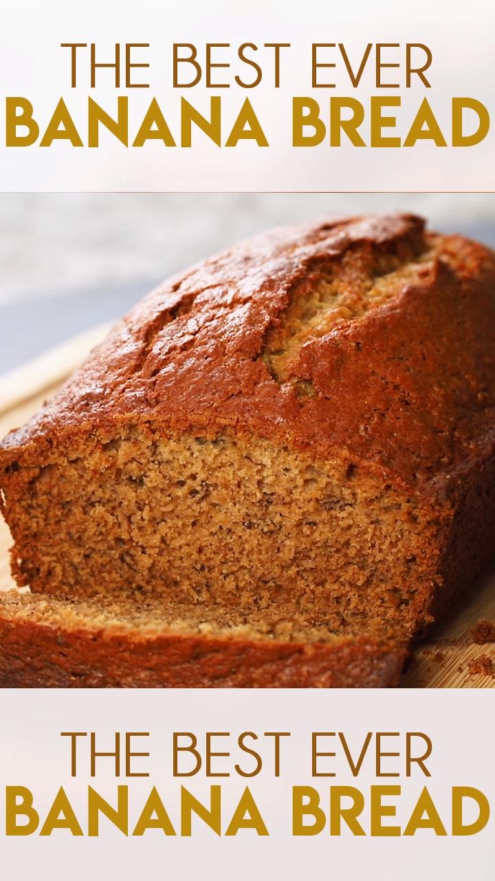 Best Banana Bread Recipe - The Salty Marshmallow