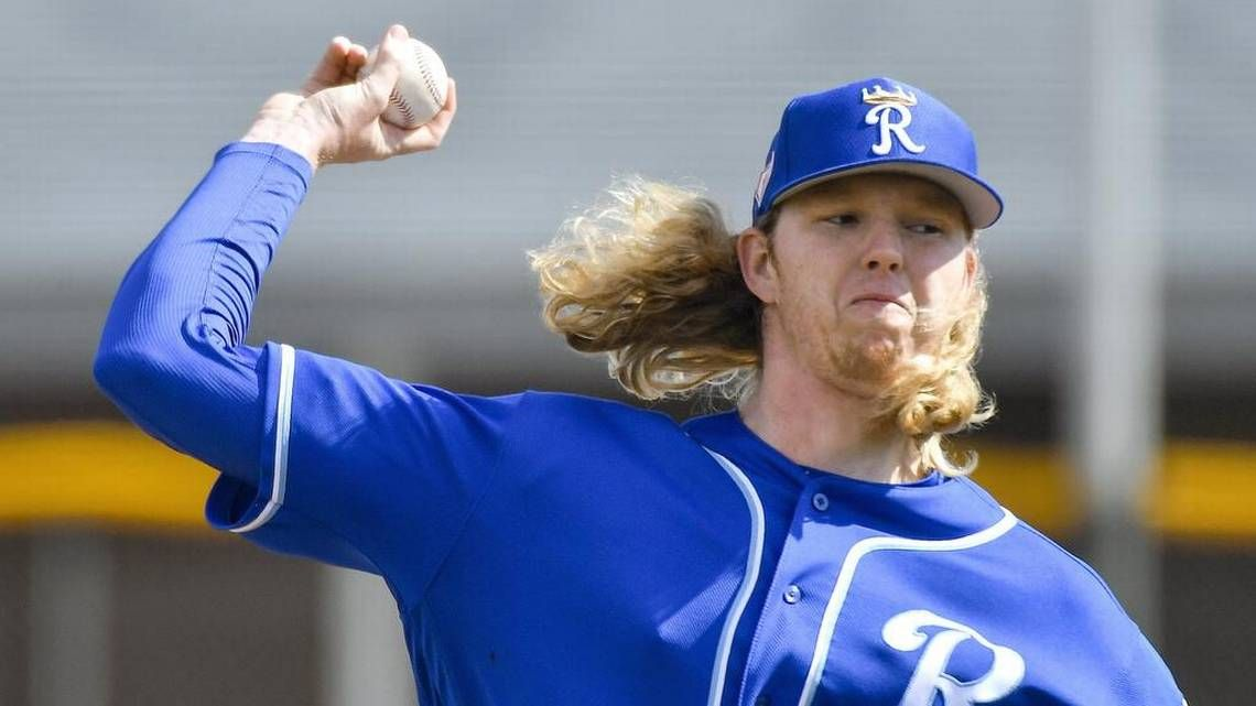 Sam McWilliams' spring training debut with Royals a mixed