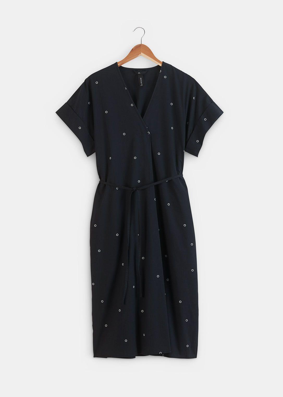 Mandarin collar flannel  Kowtow Uniform Dress  Rodaleus  dress inspiration  Pinterest
