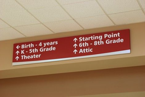 Interior Church Wayfinding Signs Google Search Signage Pinterest Churches And Church Ideas