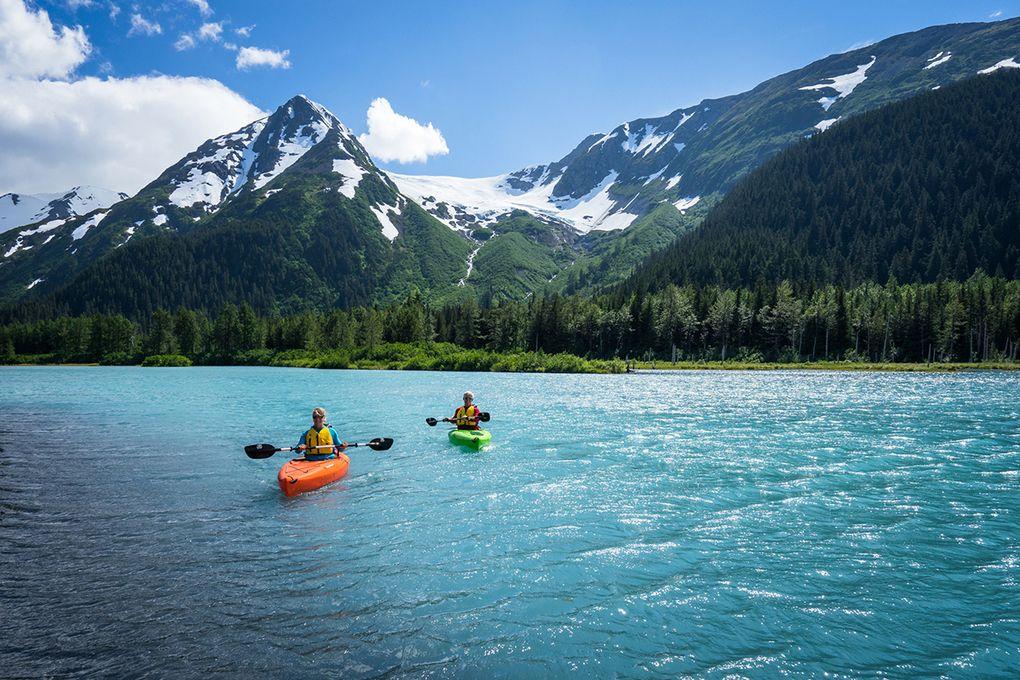 Even for brief getaways, Anchorage packs brag-worthy experiences.