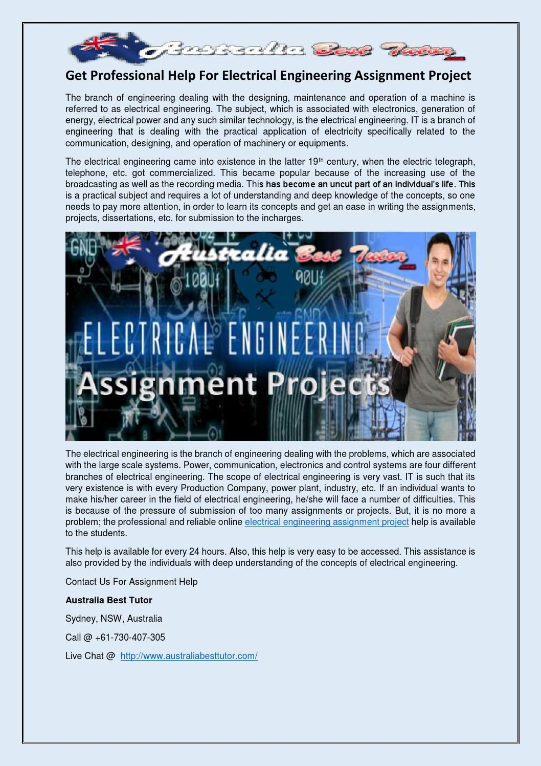 Online engineering assignment help html