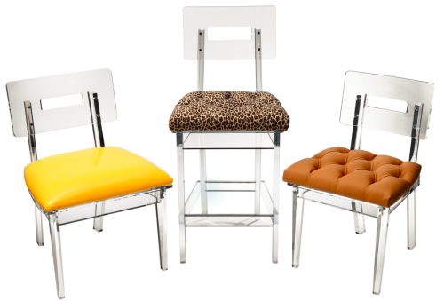 George II Acrylic Chairs by Plexi-Craft - George II Acrylic Chairs By Plexi-Craft FURNITURE Pinterest