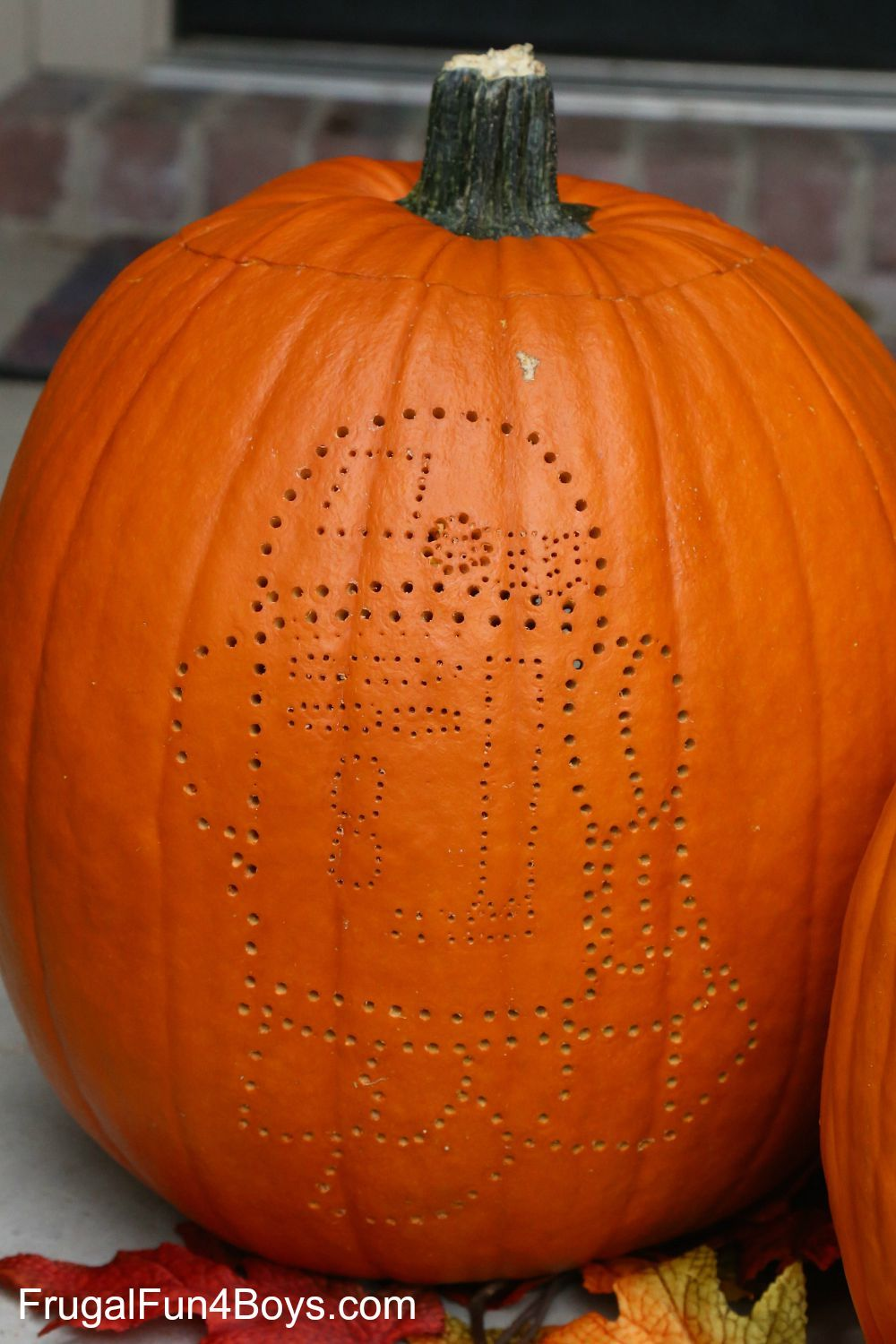 How To Create Awesome Star Wars Pumpkins Pumpkin Carving