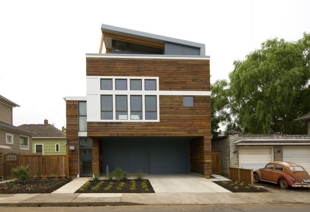 Great Musicianu0027s Dwelling   Portland, Oregon. Modern House   Sustainable    Modernist Design   A