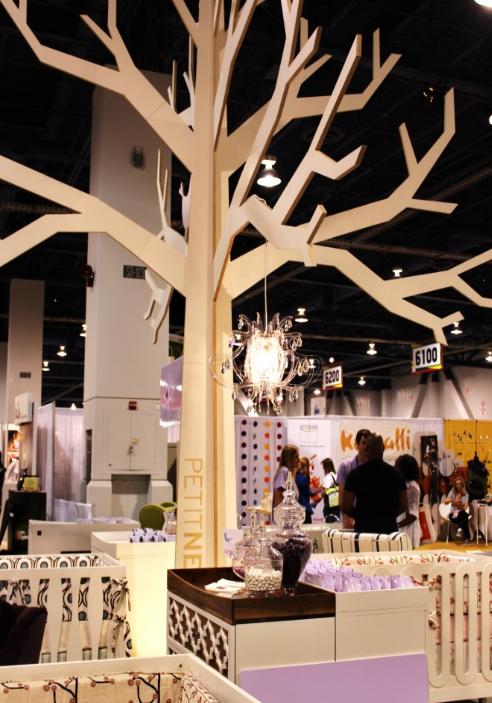 Tree 3d From Flat Surface Cardboard Tree Wooden Tree