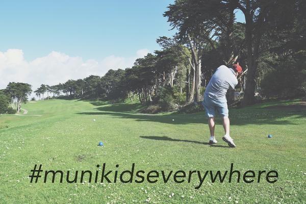 THE BOGEY FREE BLOG Muni Kids™  #munikidseverywhere :: Join The Movement