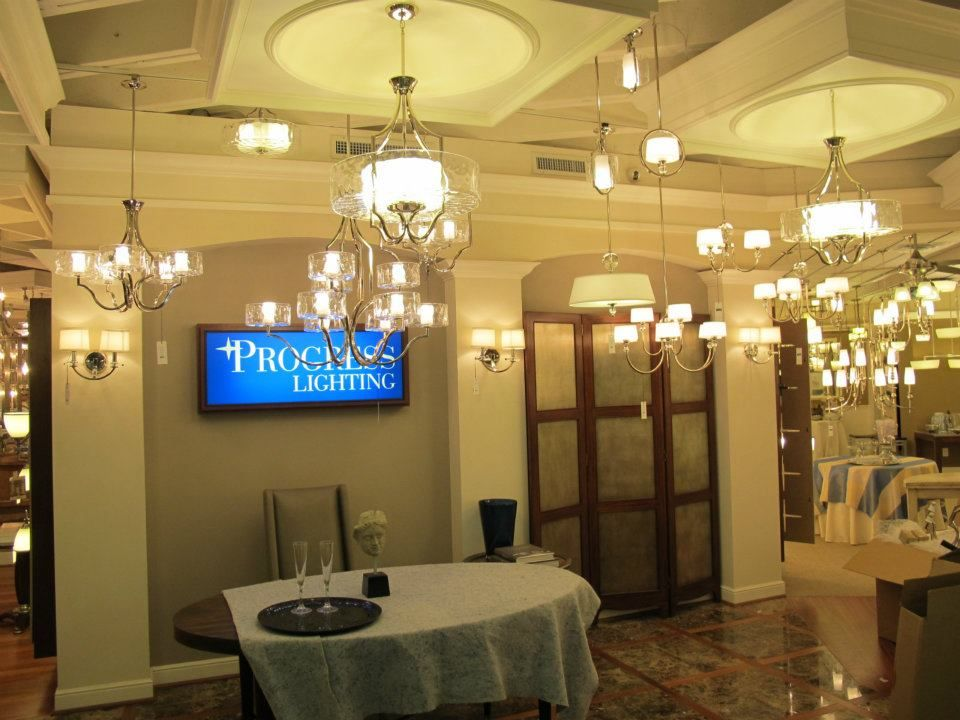 progress lighting showroom at dallas market clients pinterest