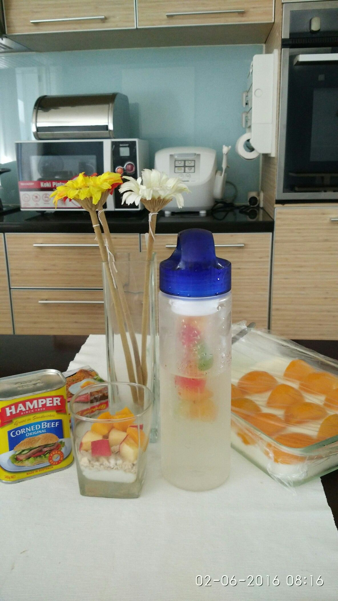 Learn how to make a healthy breakfast.. My creation recipe ...