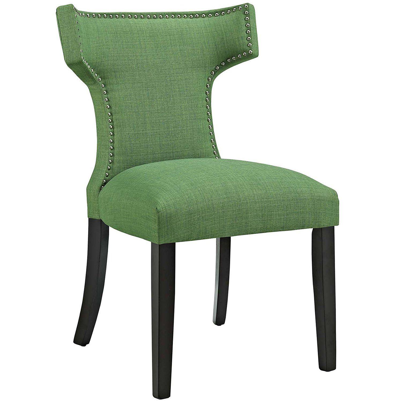Amazon.com - Modway Curve Mid-Century Modern Upholstered ...