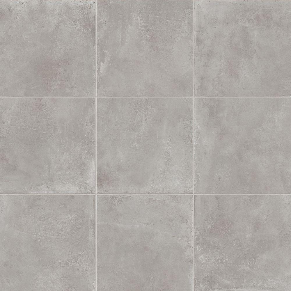 carrelage sol effet beton 60x60 titan