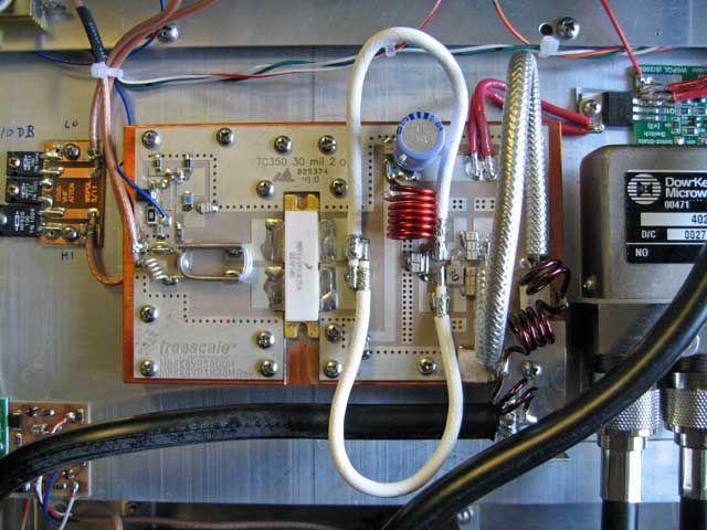 1 KW 2M LDMOS Amplifier | antena | Electronics, Amp, Power strip
