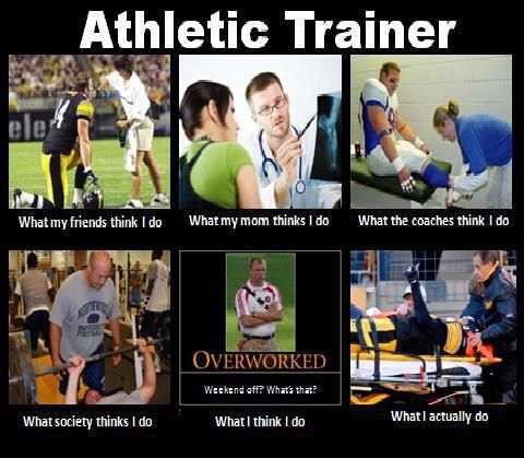 Pin By Cortney Bowers On Atc My Life Athletic Training Student Athletic Training Humor Athletic Trainer