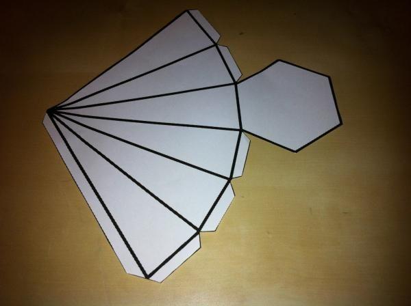 Cómo Hacer Una Pirámide Con Base Hexagonal Angel Art Summer Camp