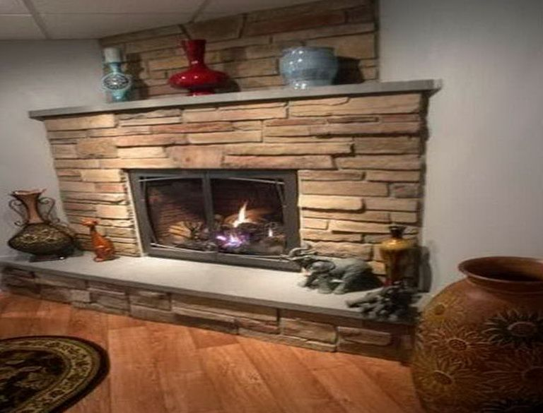 Fireplace Hearth Ideas fireplace granite hearth - best granite ideas | fireplace
